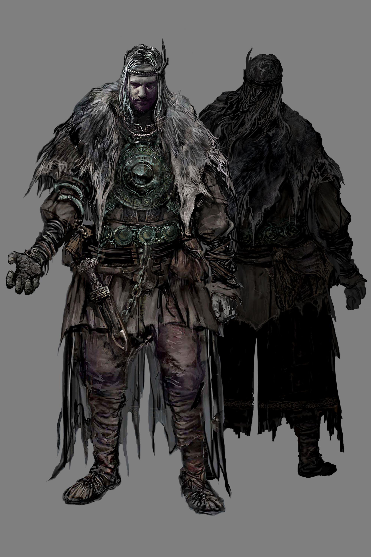 Brutální obrázky a artworky z Dark Souls 3 120110