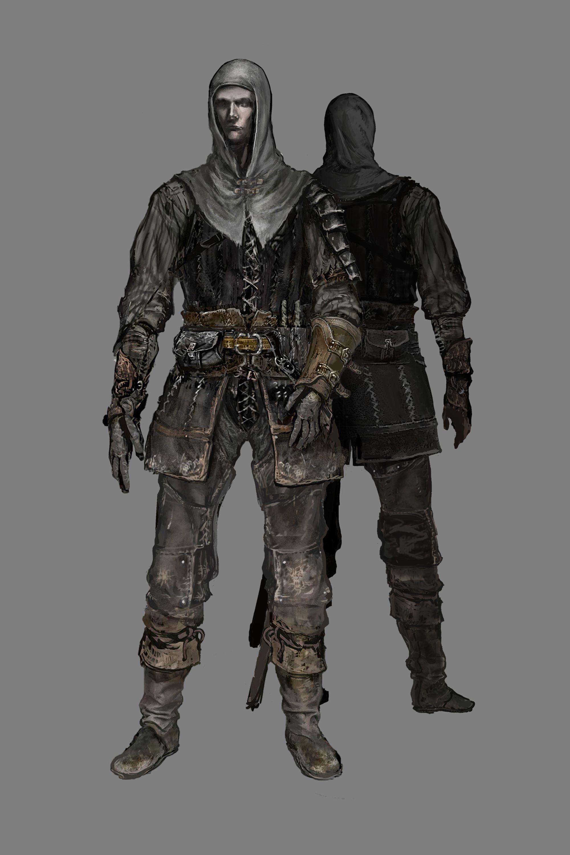 Brutální obrázky a artworky z Dark Souls 3 120111
