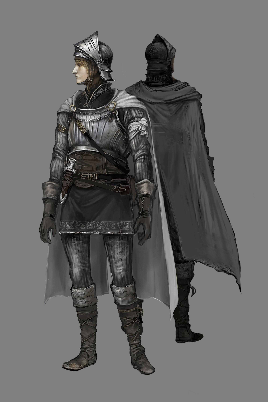 Brutální obrázky a artworky z Dark Souls 3 120113