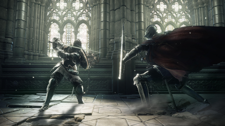Brutální obrázky a artworky z Dark Souls 3 120116