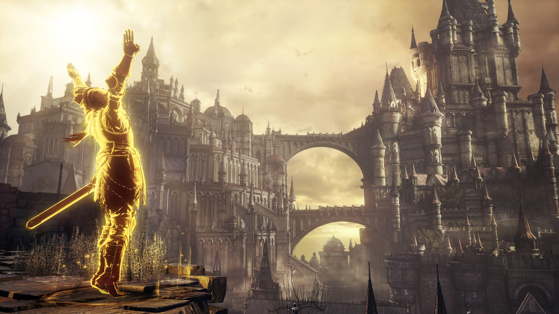 Brutální obrázky a artworky z Dark Souls 3 120119