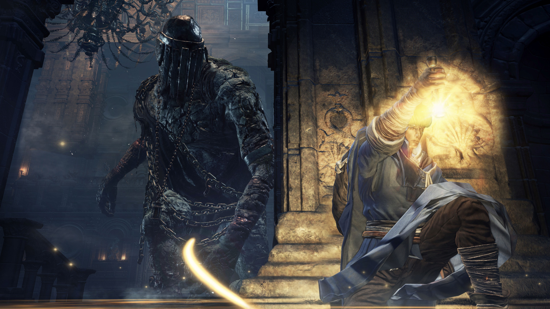 Brutální obrázky a artworky z Dark Souls 3 120122