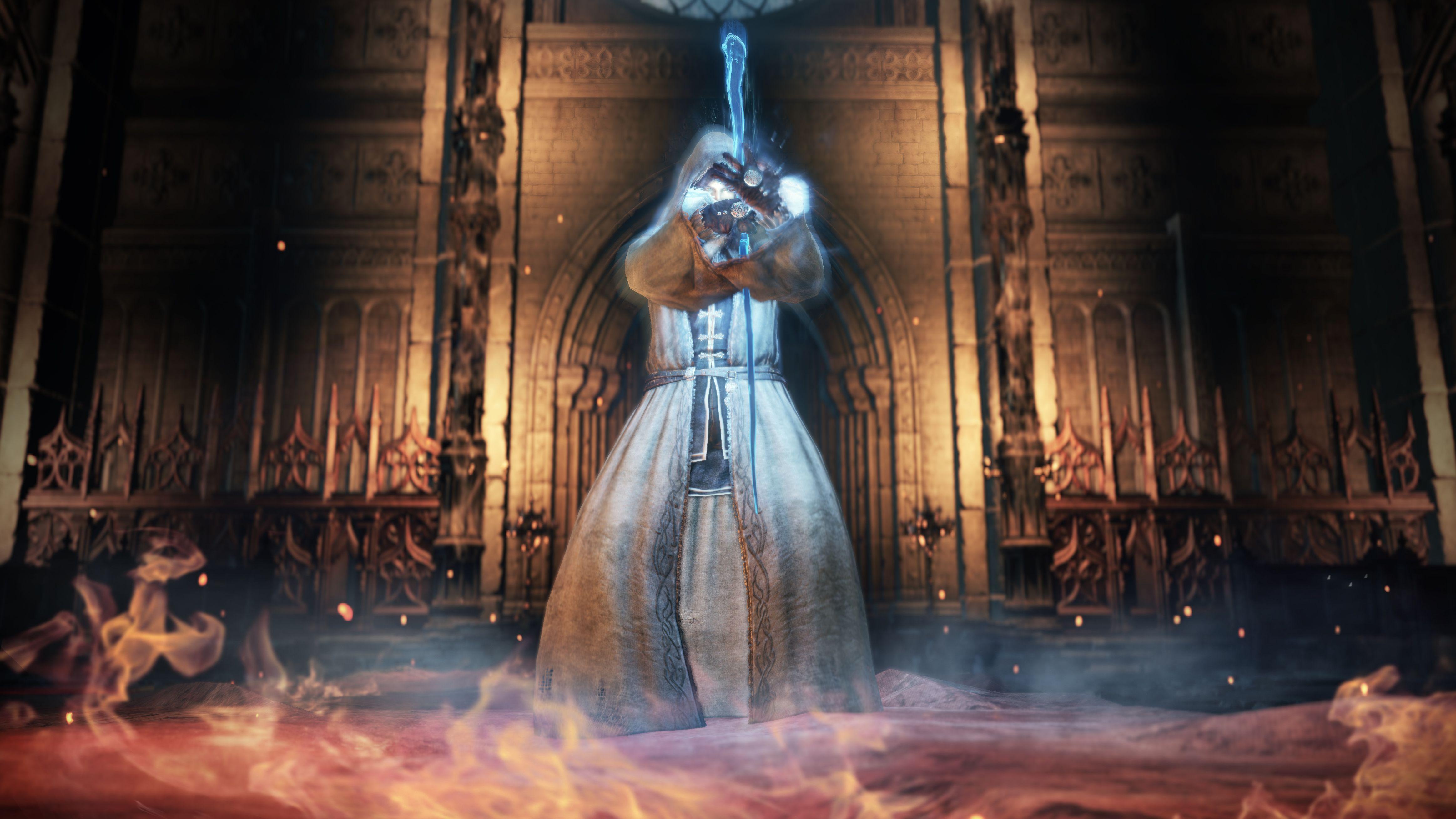 Brutální obrázky a artworky z Dark Souls 3 120124