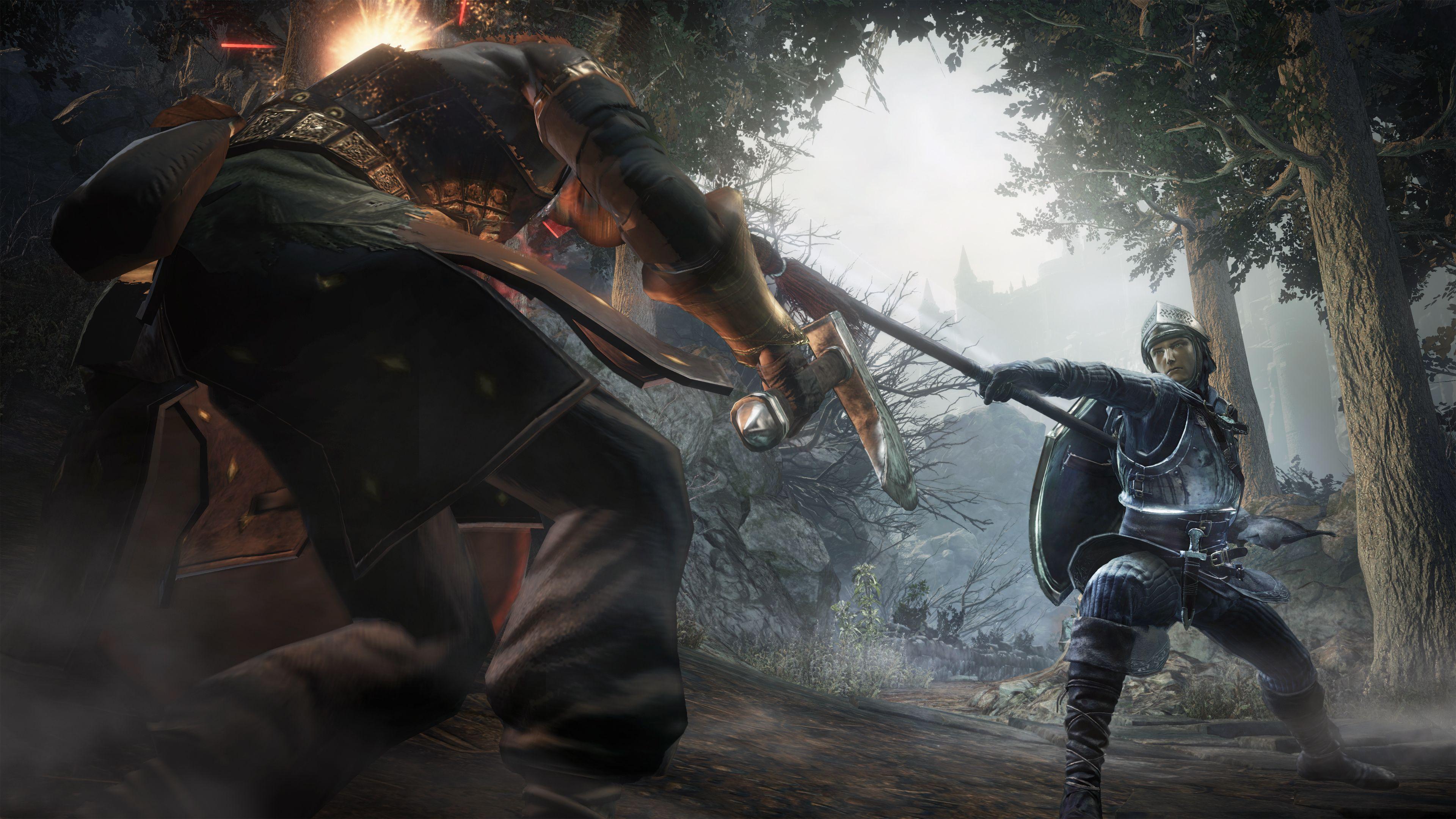 Brutální obrázky a artworky z Dark Souls 3 120128