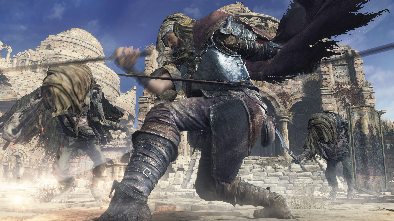 Brutální obrázky a artworky z Dark Souls 3 120130