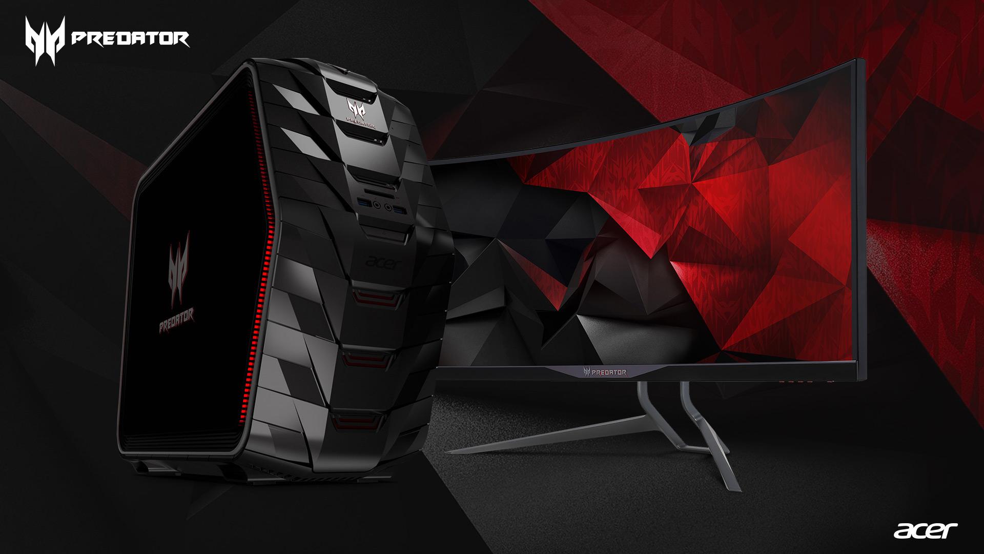 Acer Predator aneb když jste skromní a stačí vám jen to nejlepší 120141