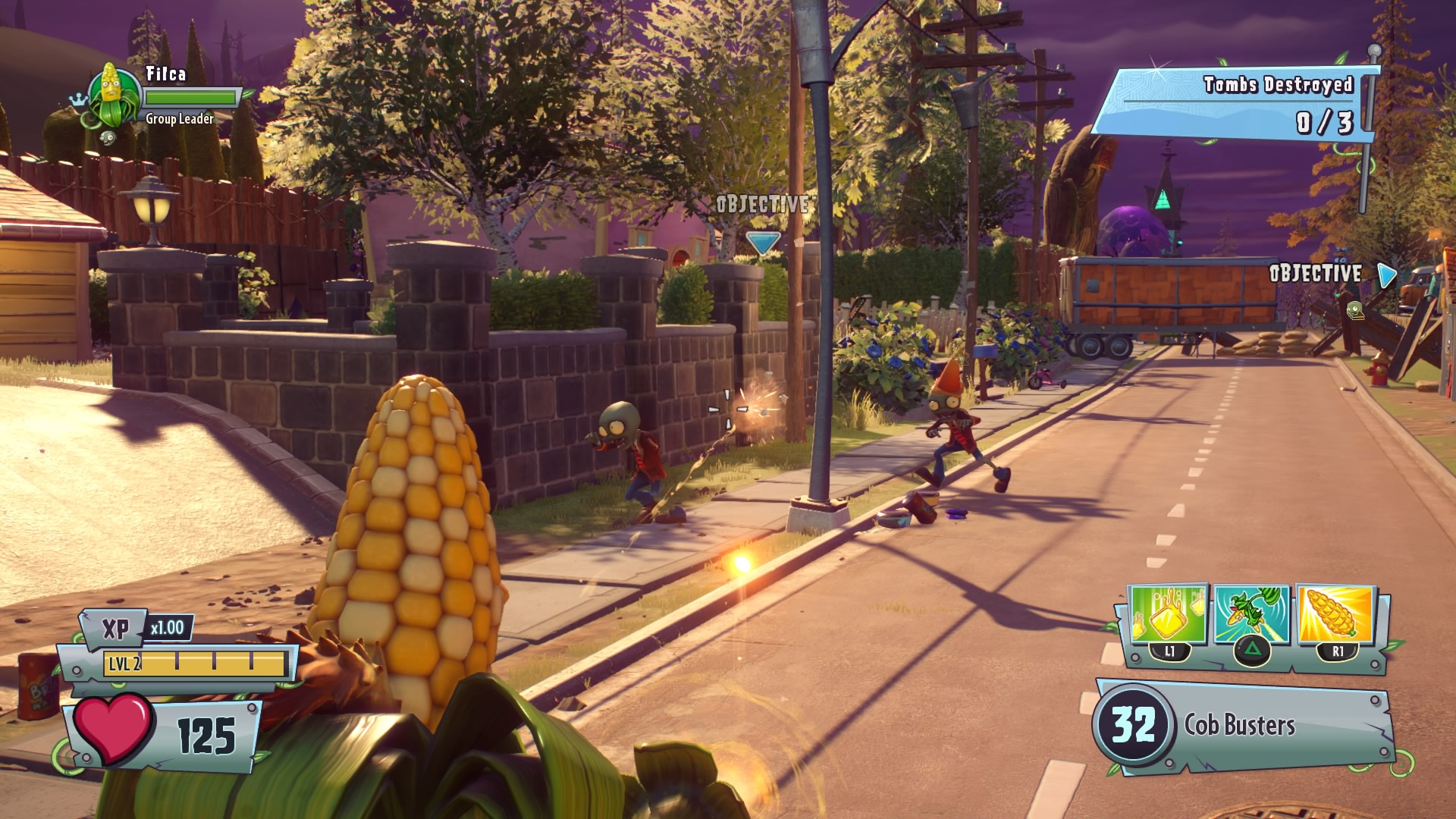 Plants vs. Zombies: Garden Warfare 2 - podruhé a stále lépe 120153