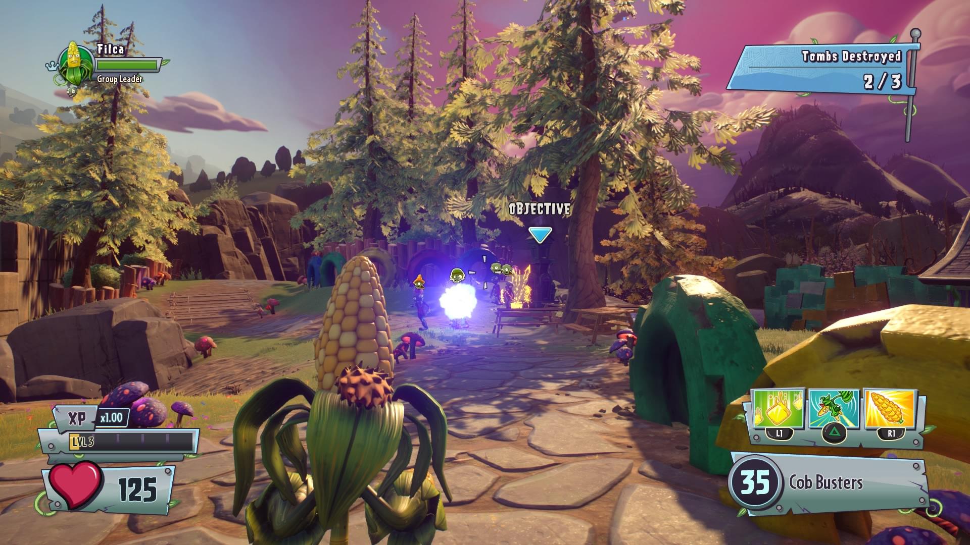 Plants vs. Zombies: Garden Warfare 2 - podruhé a stále lépe 120154