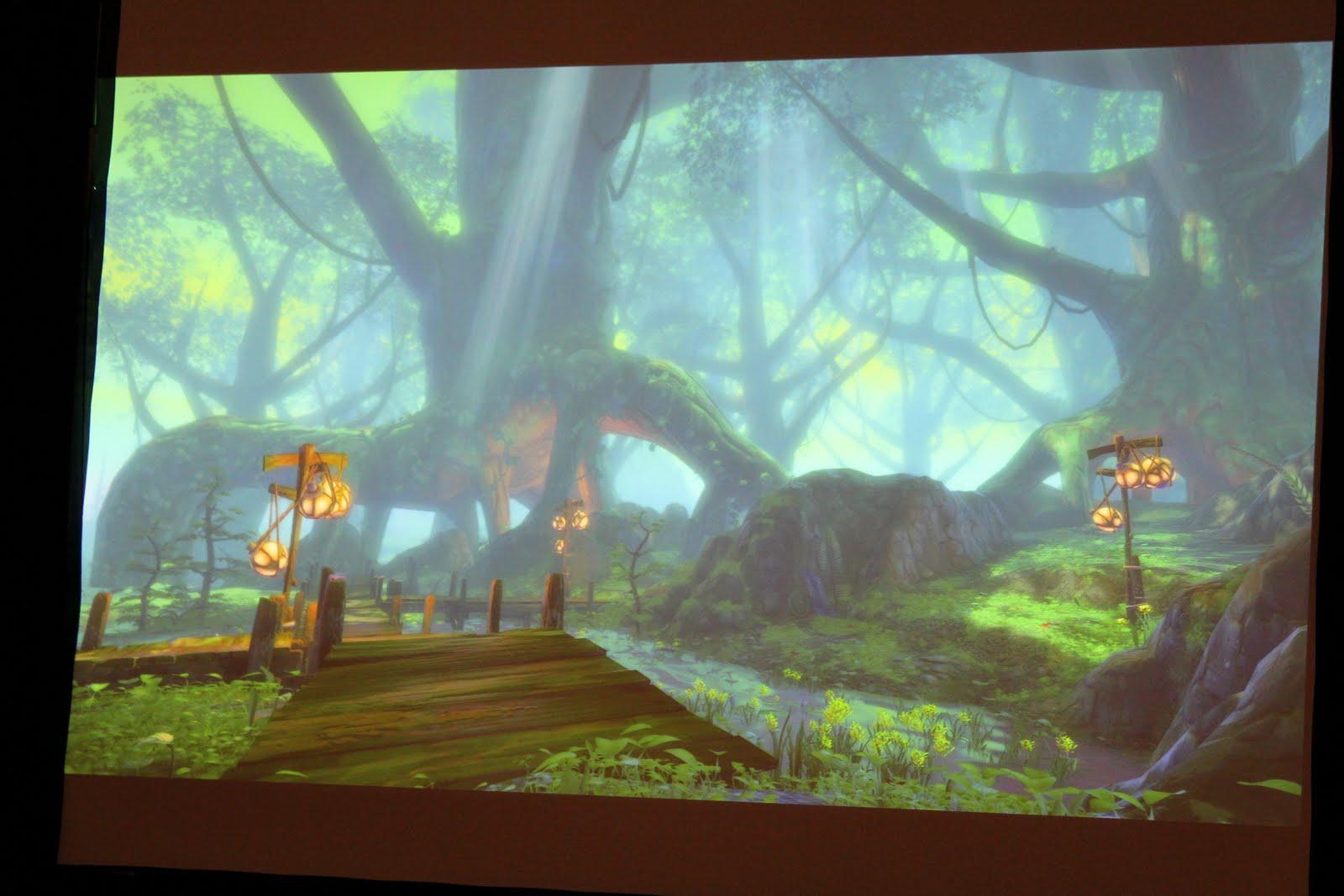 První koncept arty z EverQuest Next 12020