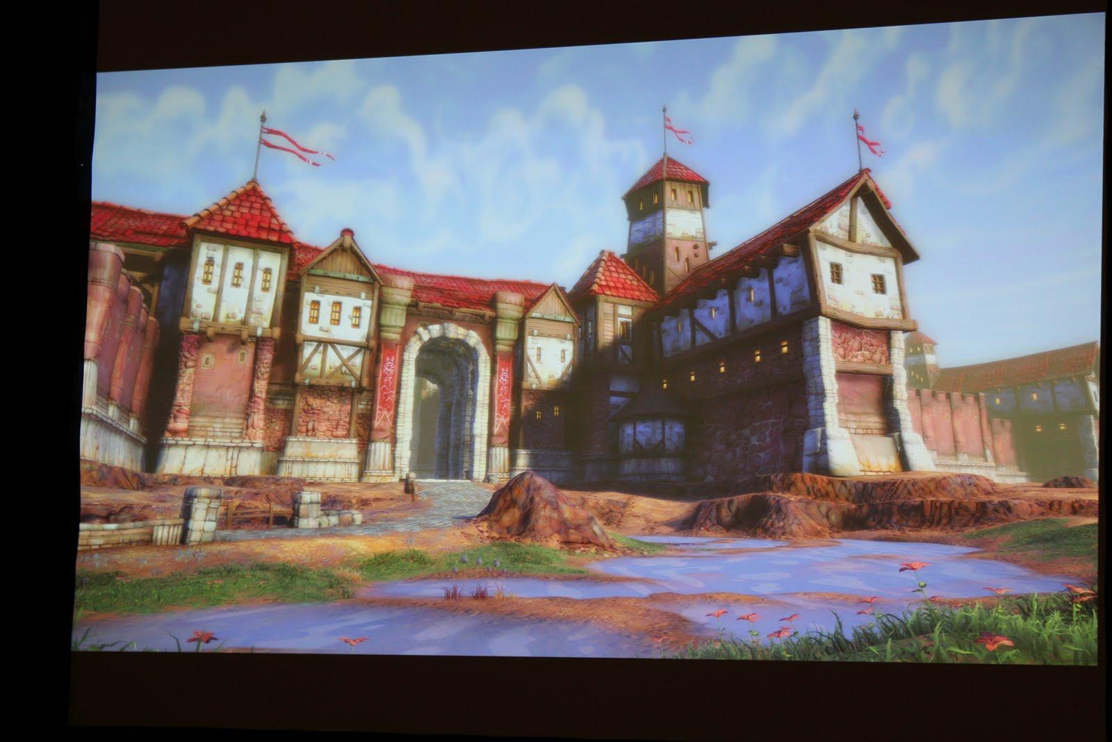 První koncept arty z EverQuest Next 12021