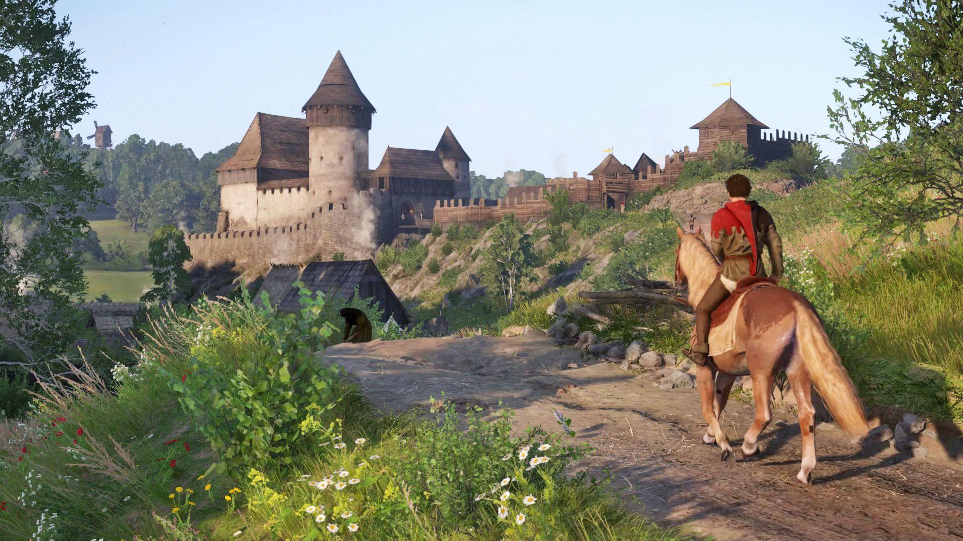 Gameplay a obrázky z bety Kingdom Come: Deliverance 120215