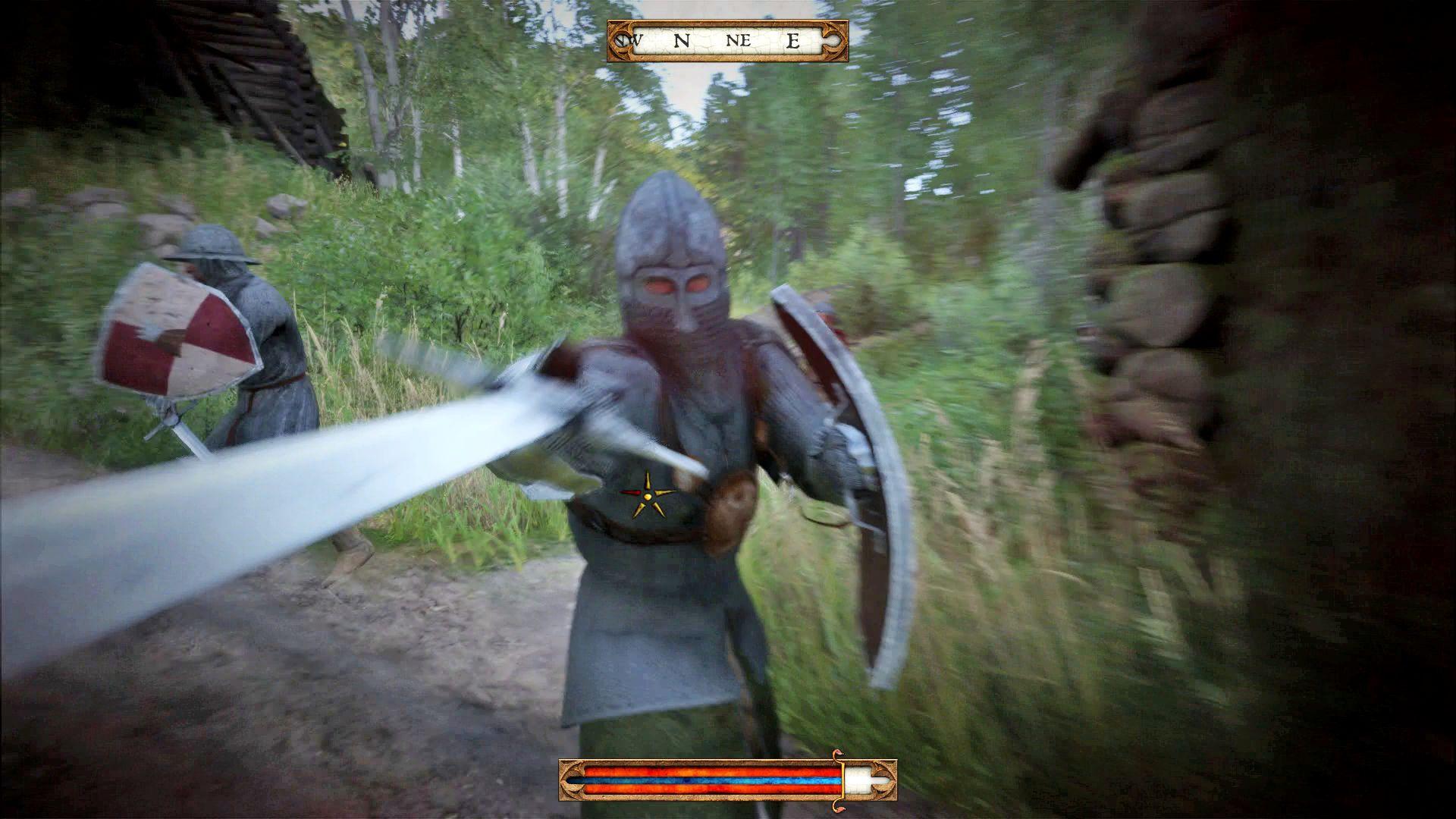Gameplay a obrázky z bety Kingdom Come: Deliverance 120216