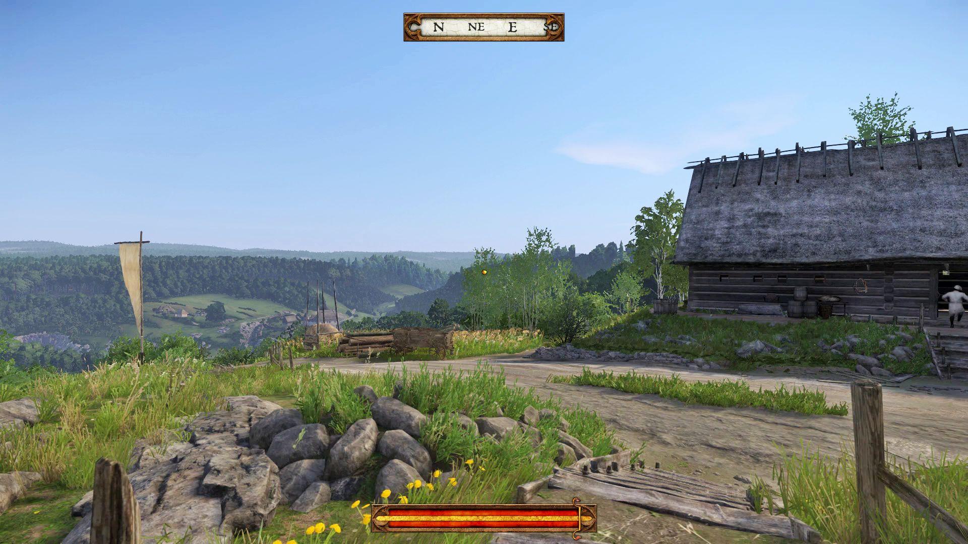 Gameplay a obrázky z bety Kingdom Come: Deliverance 120217