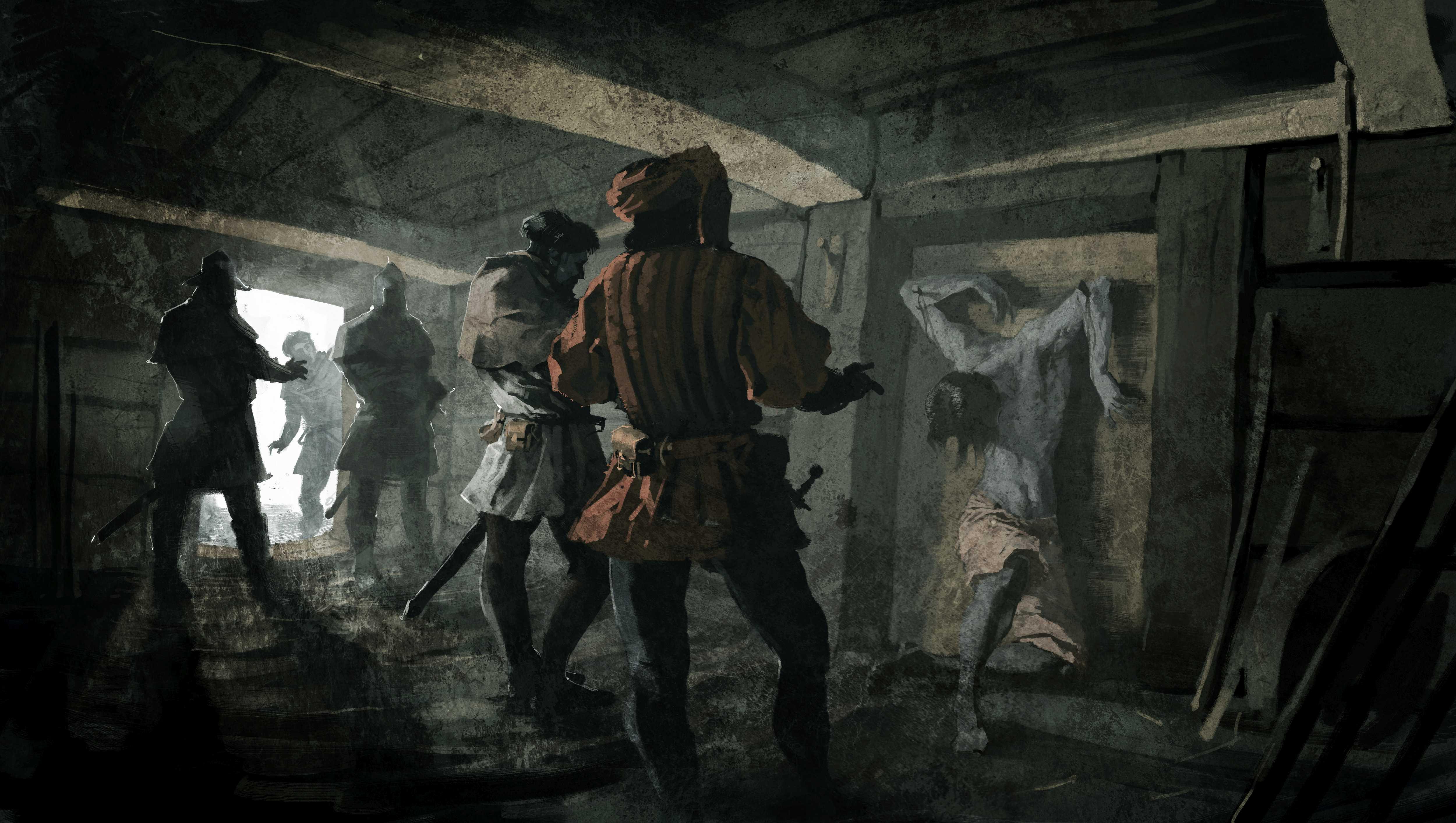 Gameplay a obrázky z bety Kingdom Come: Deliverance 120218