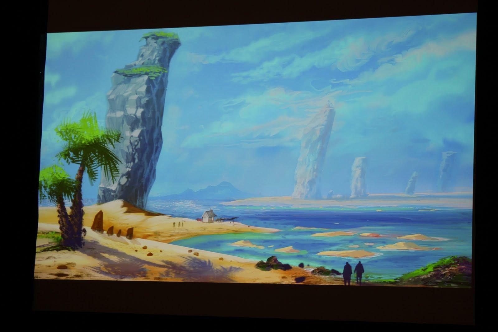 První koncept arty z EverQuest Next 12022