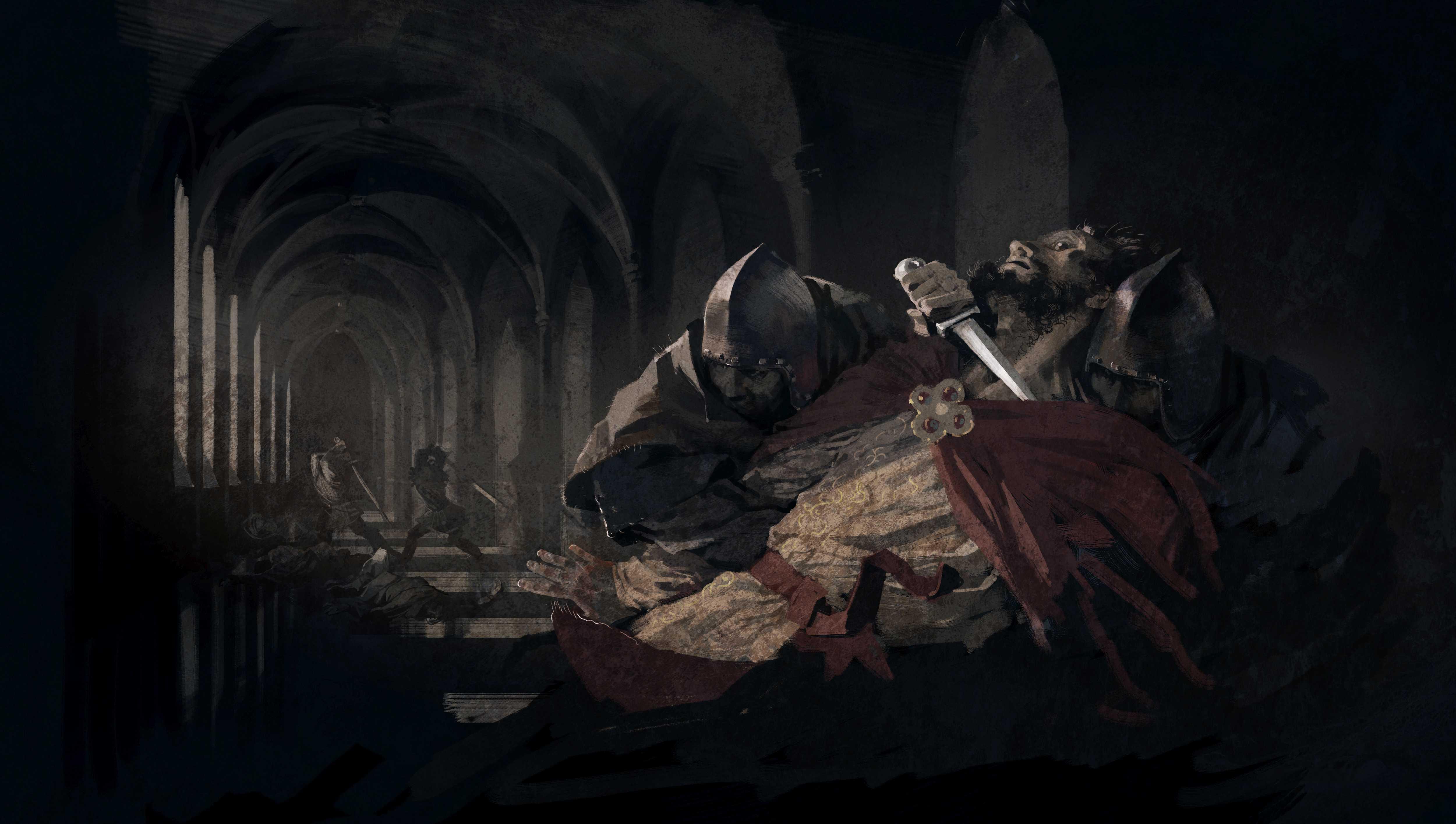 Gameplay a obrázky z bety Kingdom Come: Deliverance 120221