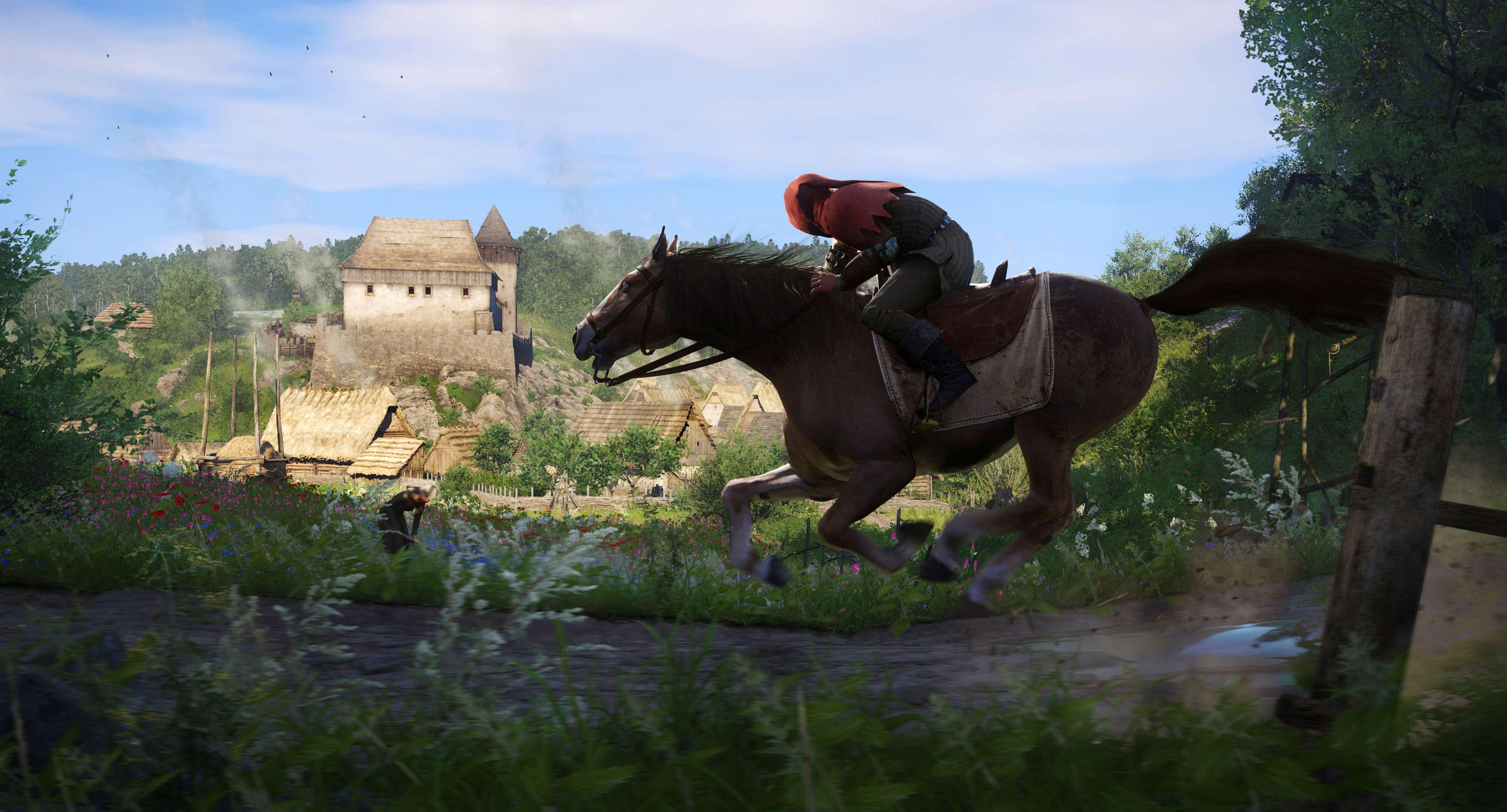 Gameplay a obrázky z bety Kingdom Come: Deliverance 120225