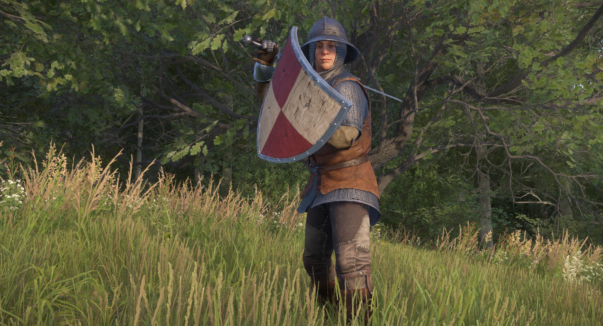 Gameplay a obrázky z bety Kingdom Come: Deliverance 120226