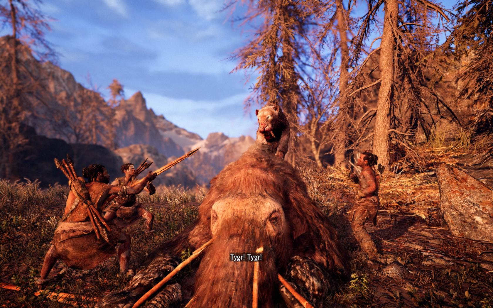 Jak fungovat a vypadat PC verze Far Cry Primal? 120234