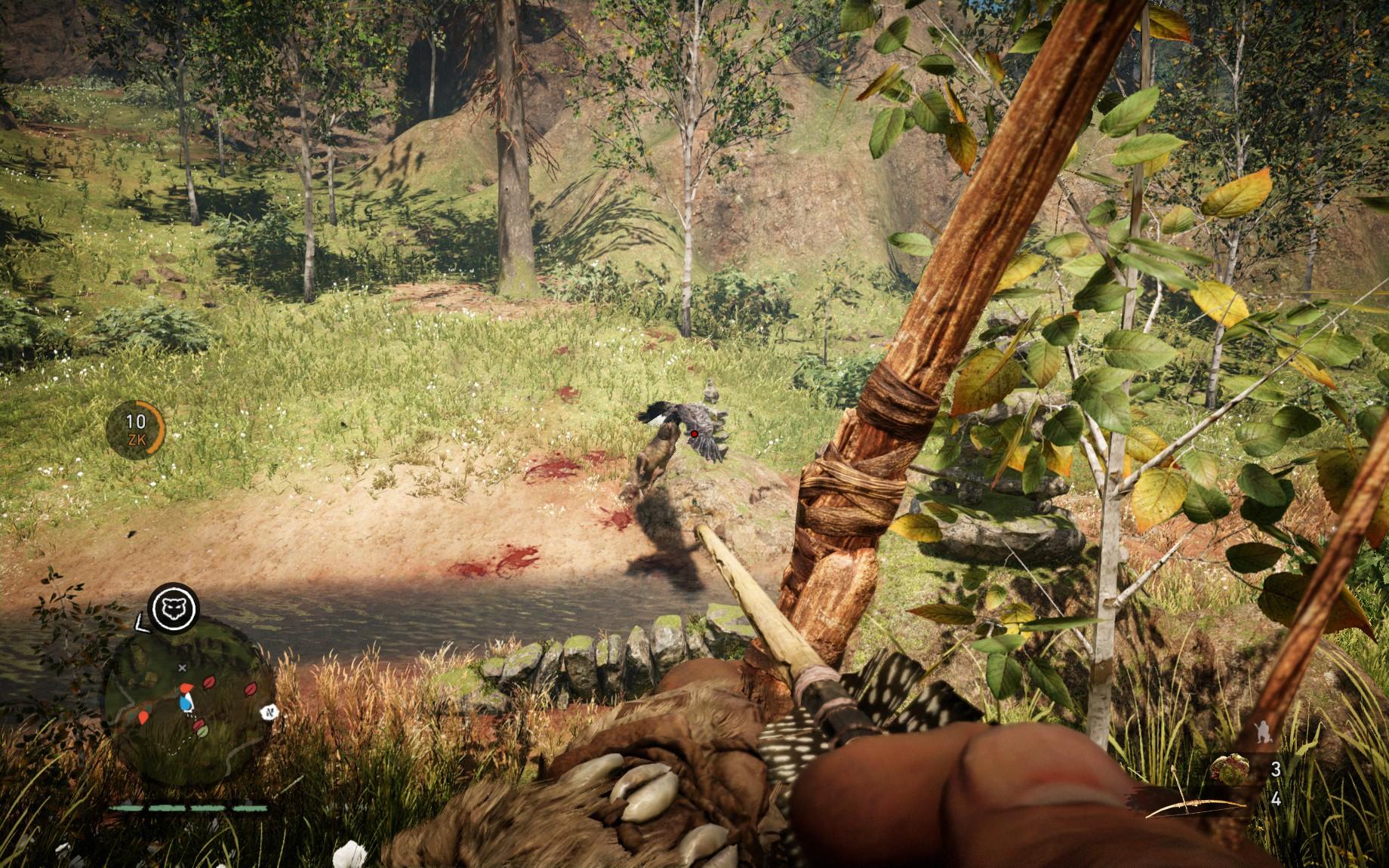 Jak fungovat a vypadat PC verze Far Cry Primal? 120242