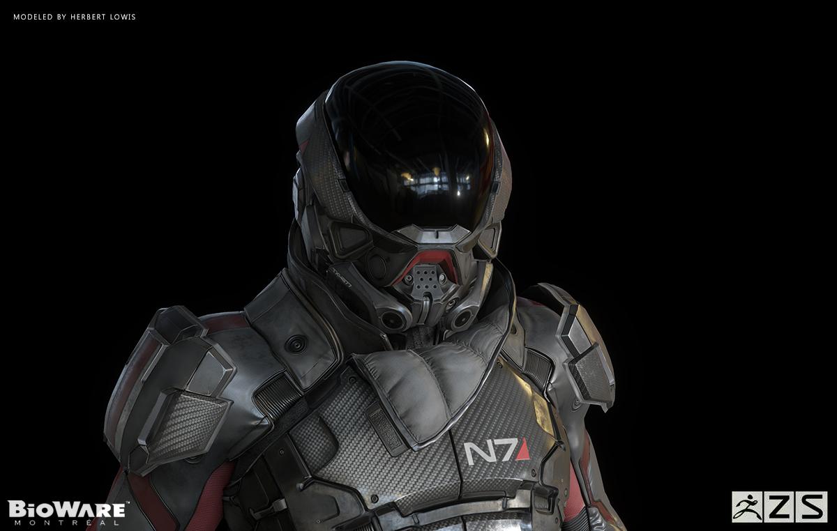 Rendery ukazují hrdinu z Mass Effectu: Andromeda 120286