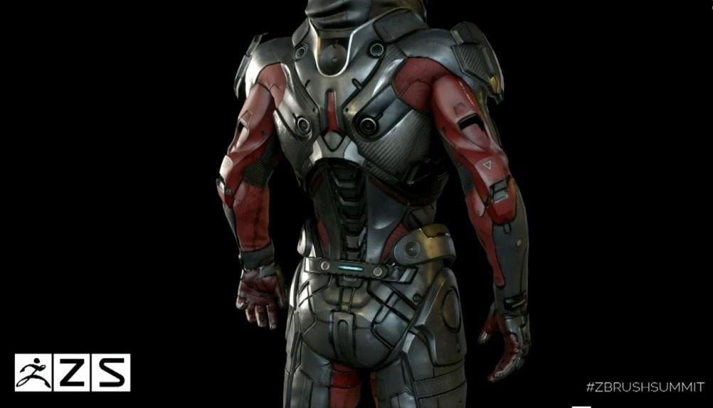 Rendery ukazují hrdinu z Mass Effectu: Andromeda 120288