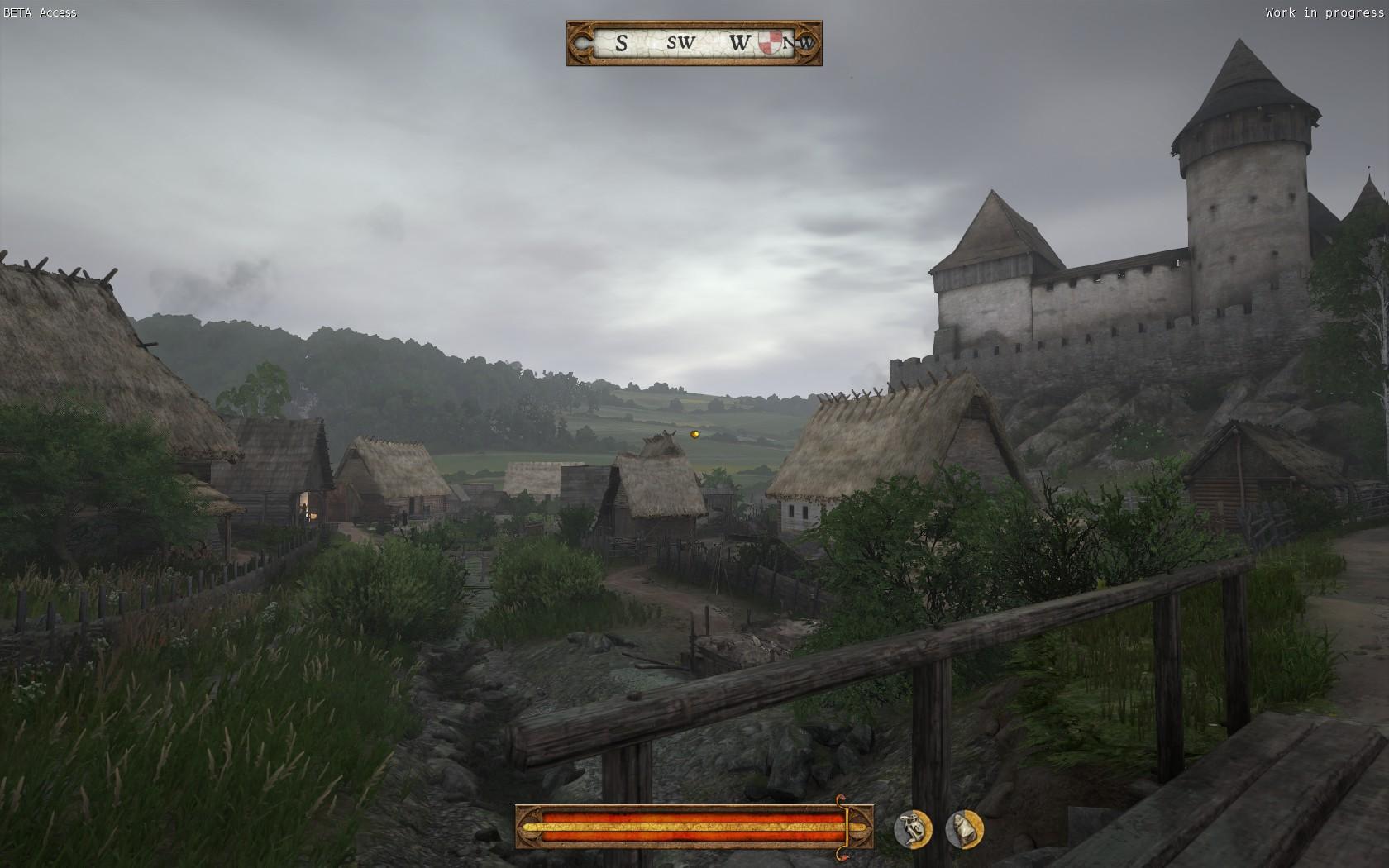 Dojmy a fotografie z výletu v betě Kingdom Come: Deliverance 120407