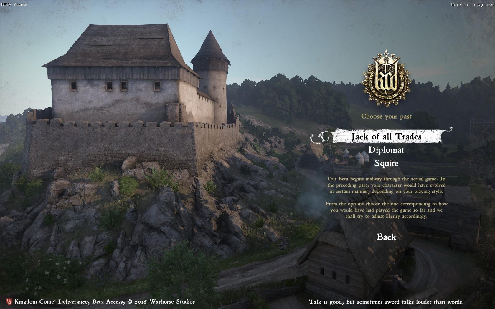 Dojmy a fotografie z výletu v betě Kingdom Come: Deliverance 120411