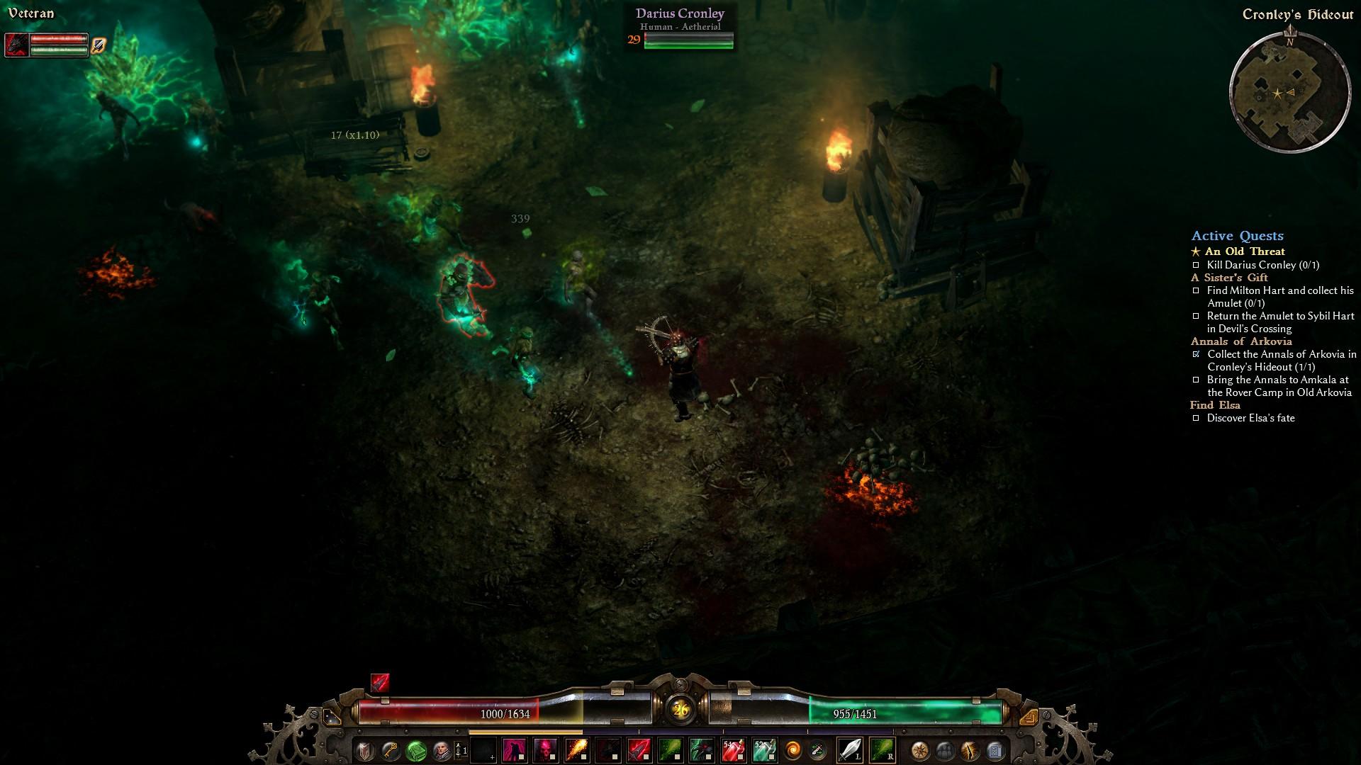 Grim Dawn – diablovka na úrovni 120472