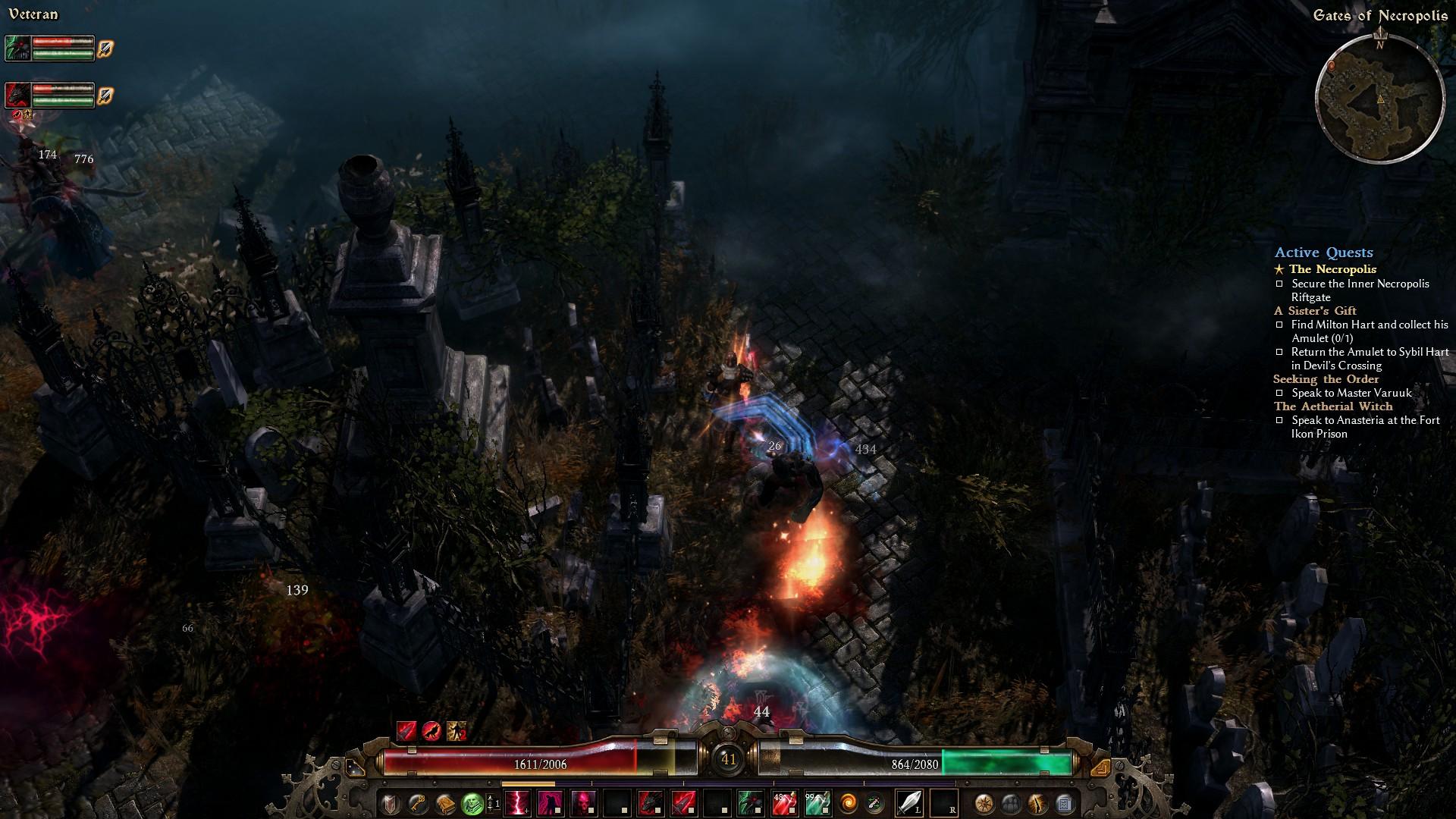 Grim Dawn – diablovka na úrovni 120485
