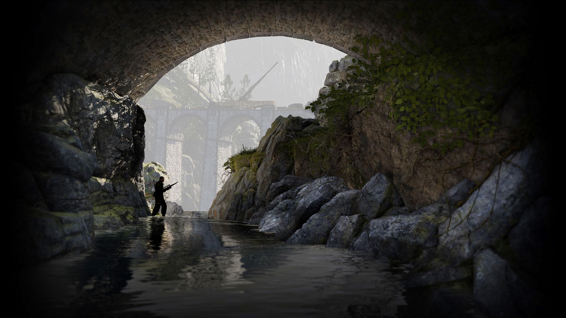 Sniper Elite 4 za druhé světové války v Itálii 120501