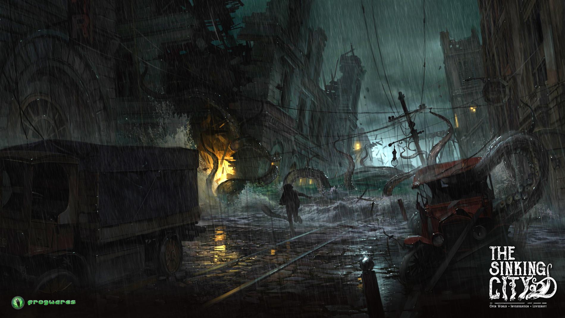 Tvůrci Sherlocka Holmese odhalují adventuru v lovecraftovském světě 120512