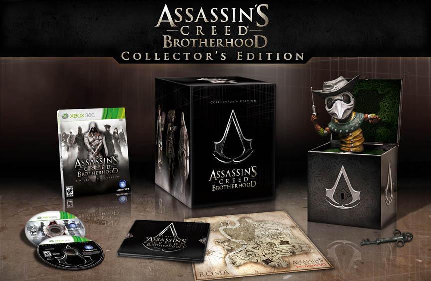 Detaily sběratelské edice Assassin's Creed: Brotherhood 12054