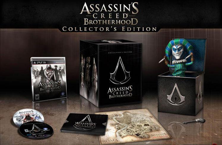 Detaily sběratelské edice Assassin's Creed: Brotherhood 12055