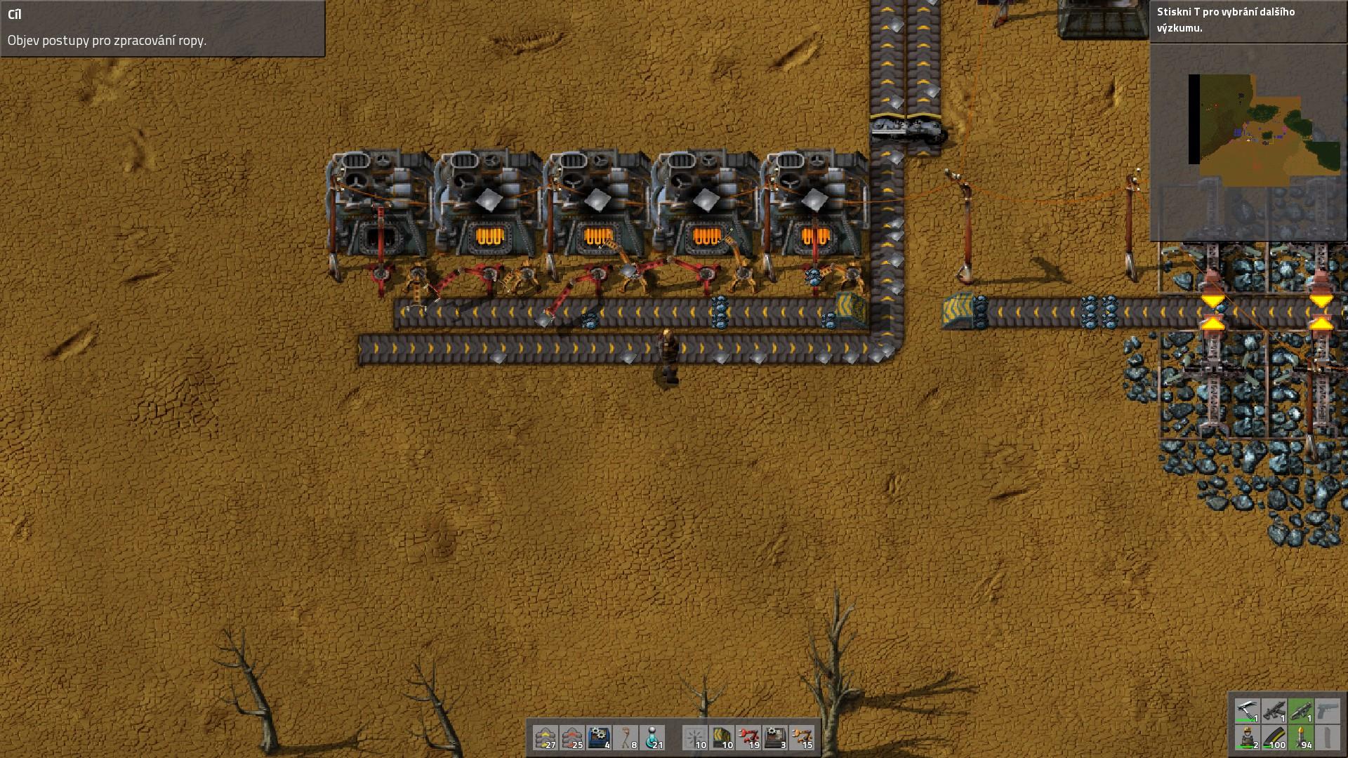 Factorio – chytlavá továrna 120564