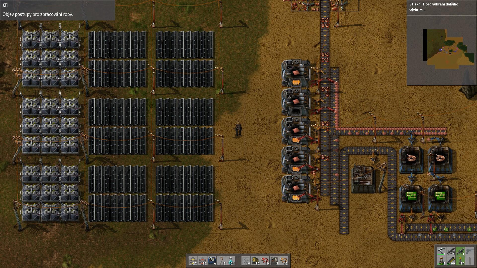 Factorio – chytlavá továrna 120565