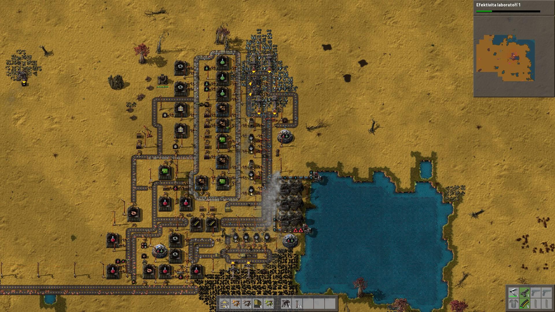 Factorio – chytlavá továrna 120568
