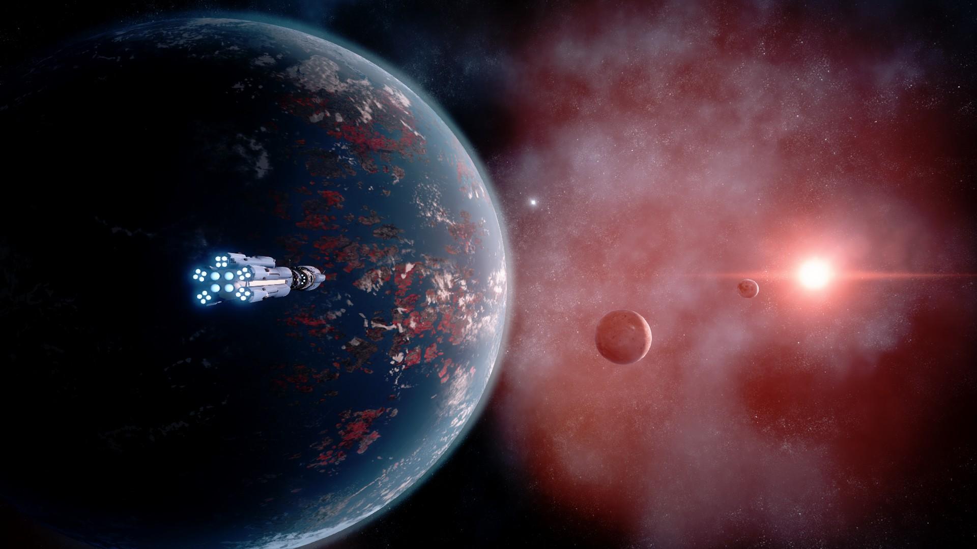 The Solus Project – fotoseriál z jiného světa 120713