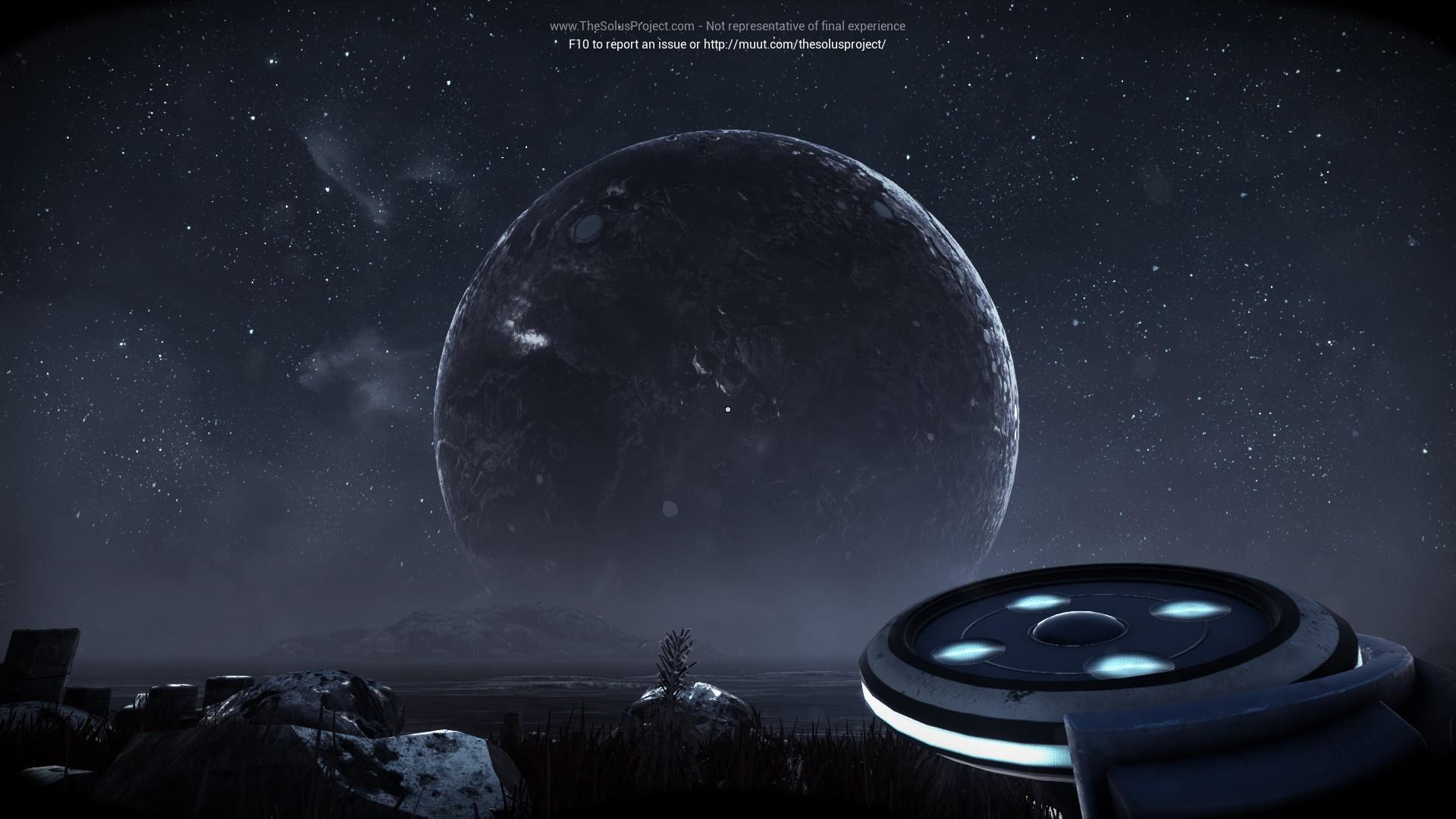 The Solus Project – fotoseriál z jiného světa 120714