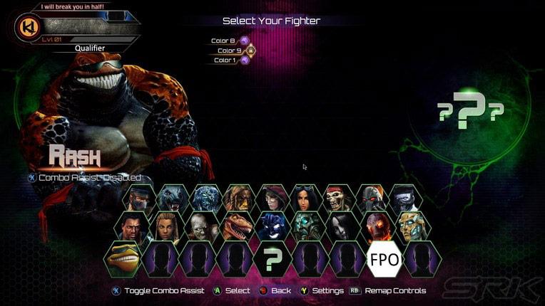 Odhaleny nové postavy z Killer Instinct Season 3 120747