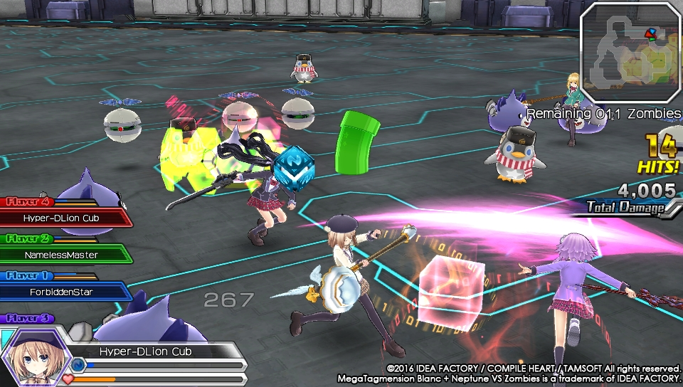Na Vitu dorazí MegaTagmension Blanc + Neptune VS Zombies v dubnu 120754