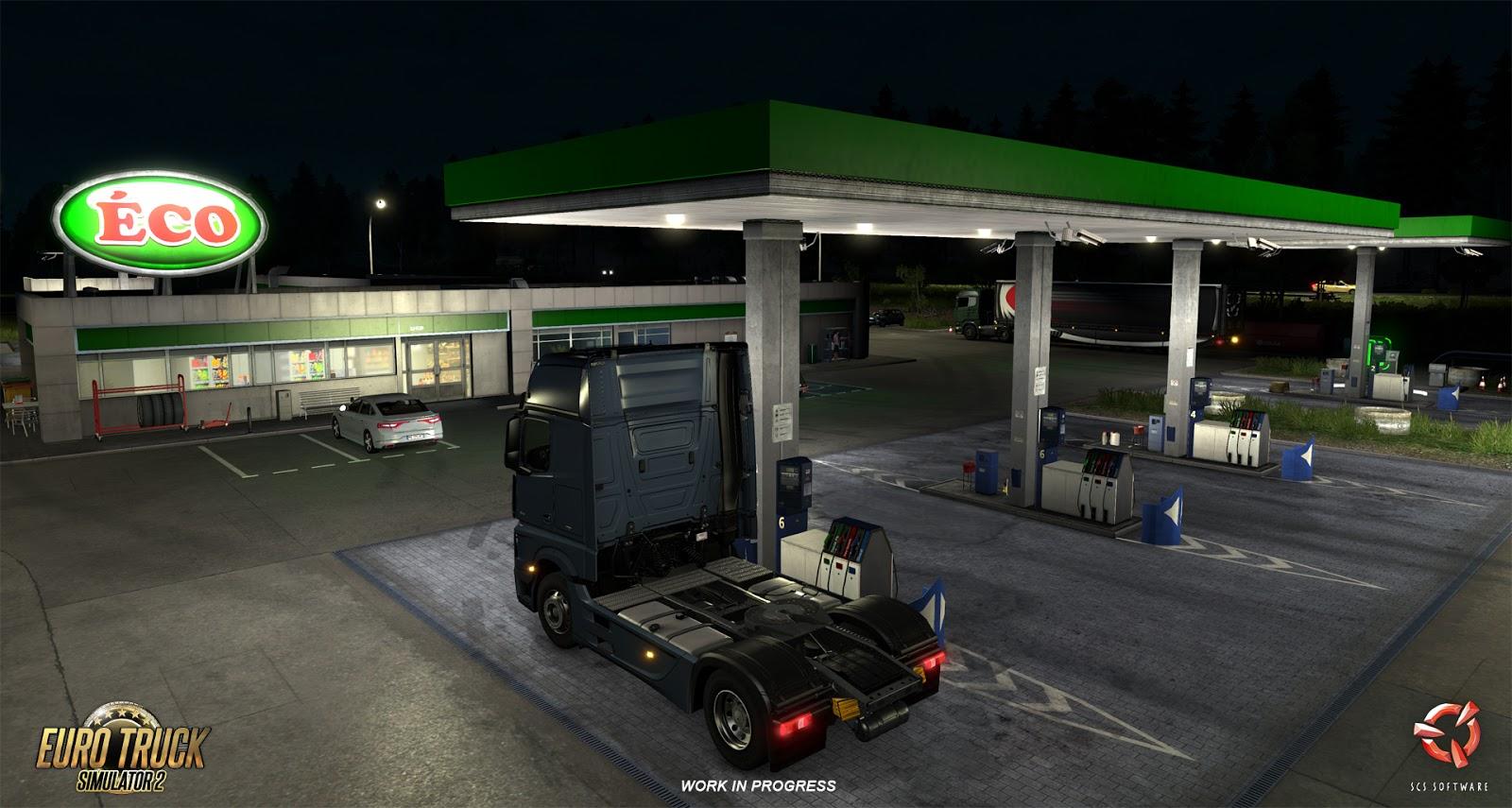 Druhá část rozhovoru s tvůrci American Truck Simulatoru 120774