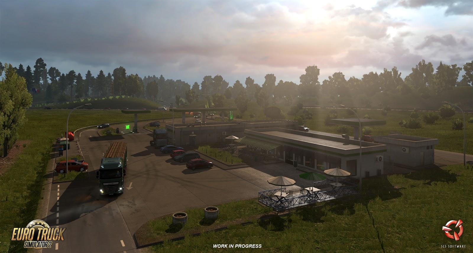 Druhá část rozhovoru s tvůrci American Truck Simulatoru 120775