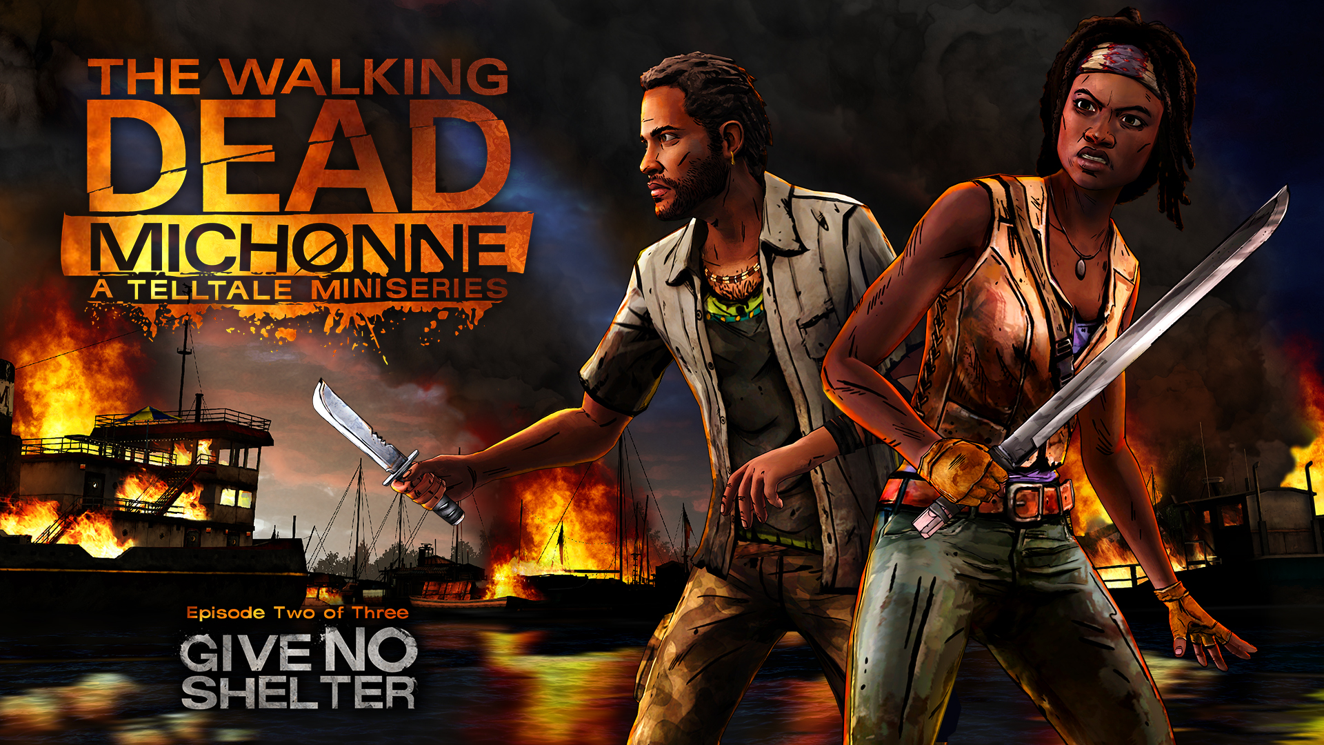 Druhá epizoda The Walking Dead: Michonne vyjde 29. března 120780
