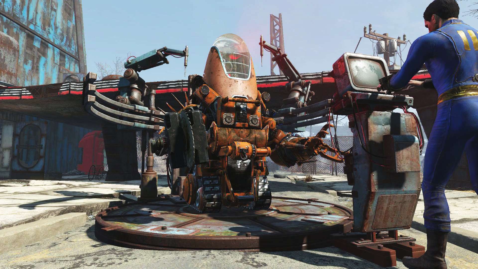 Fallout 4: Automatron DLC v traileru 120785