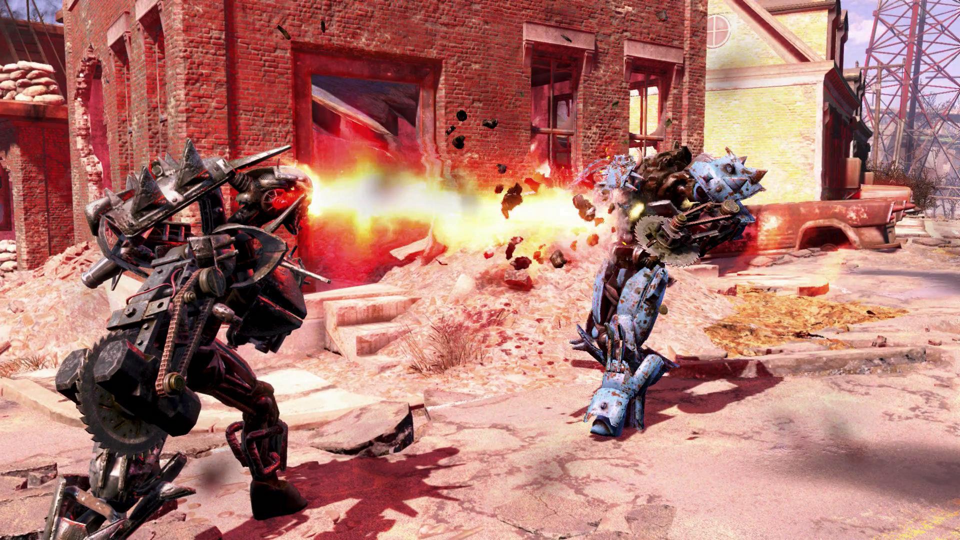 Fallout 4: Automatron DLC v traileru 120786