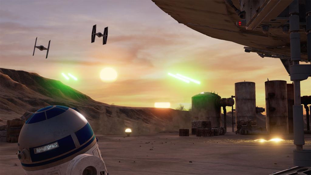 Star Wars míří do VR prostoru 120823