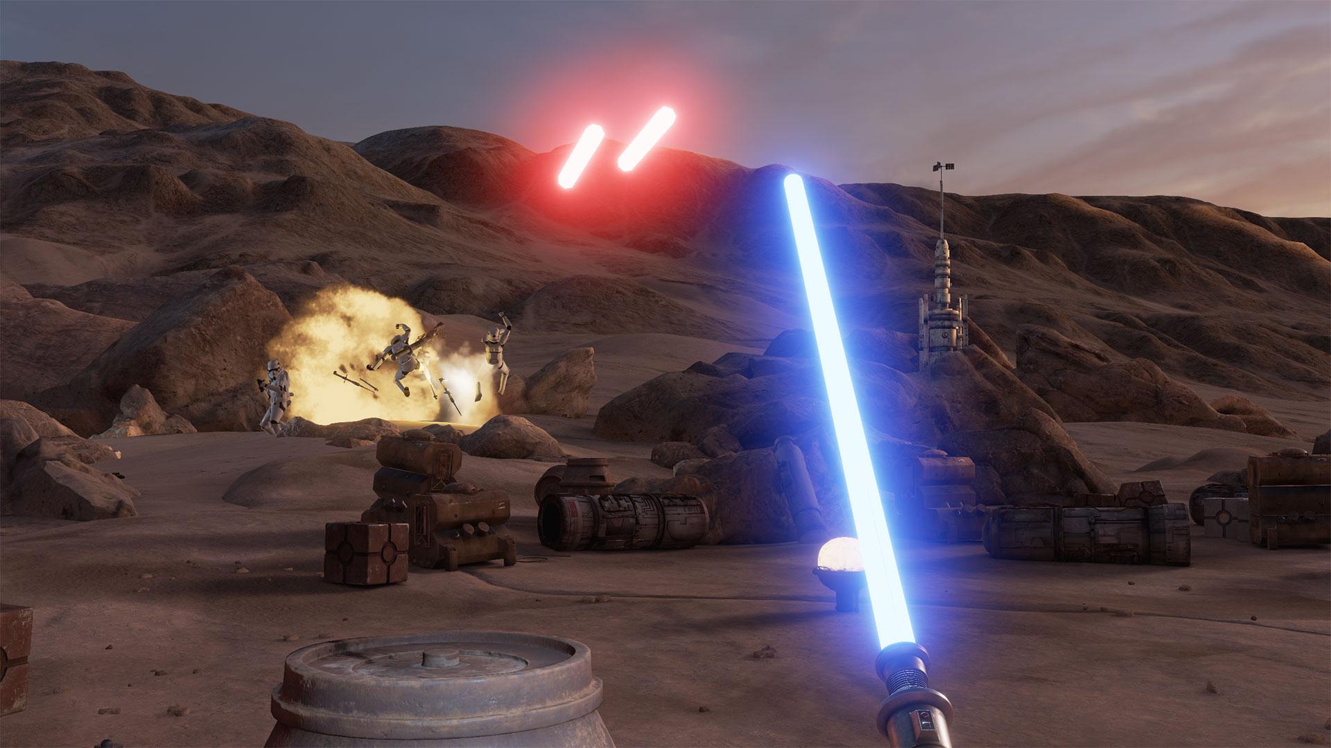 Star Wars míří do VR prostoru 120826