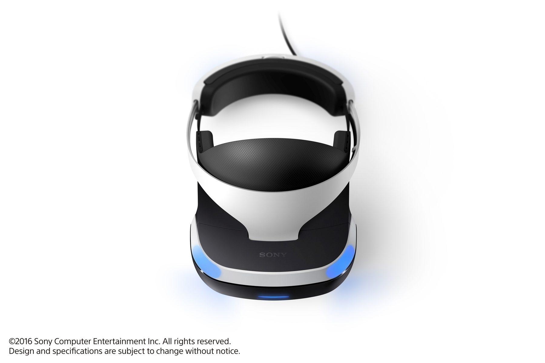 PlayStation VR až v říjnu za 11 tisíc korun 120855