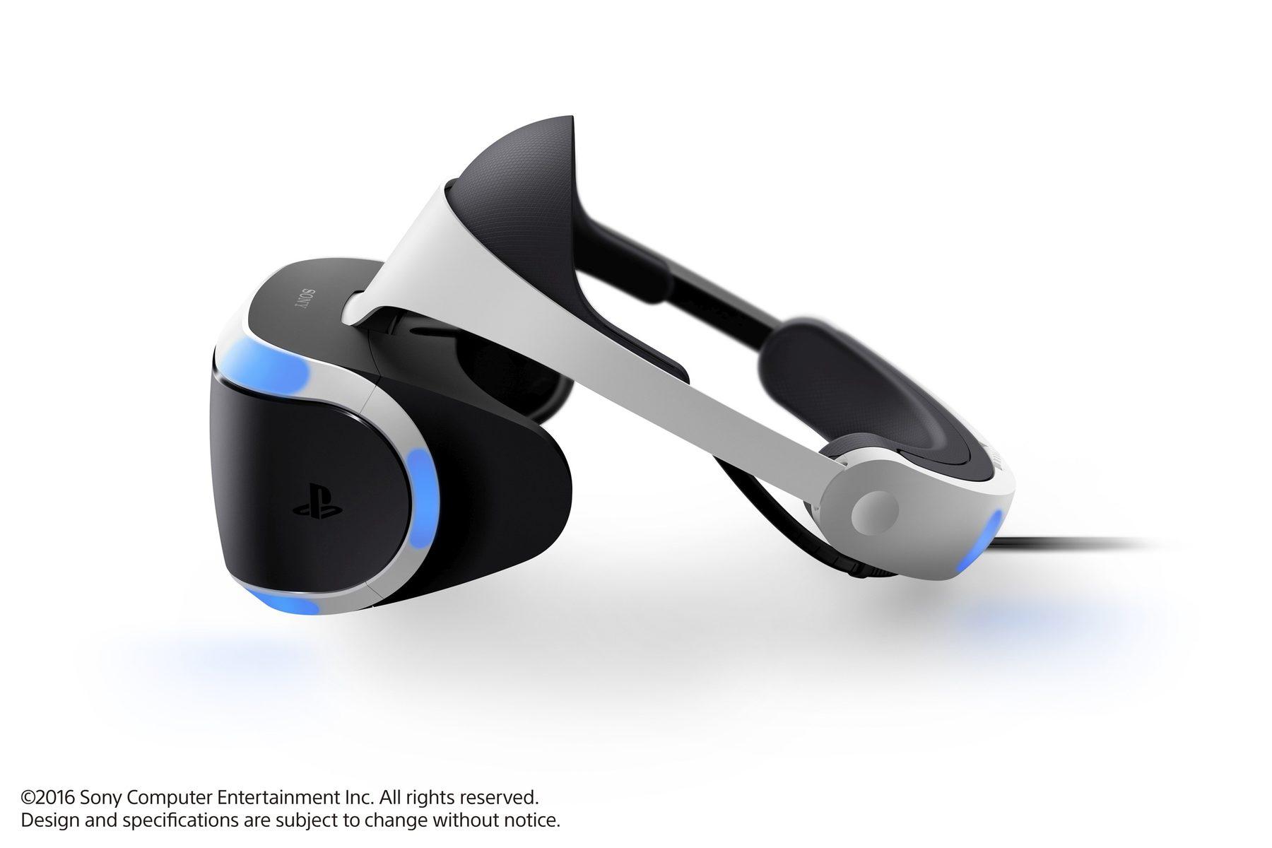 PlayStation VR až v říjnu za 11 tisíc korun 120856